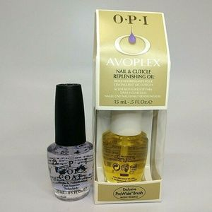 OPI Set of 2- Avoplex Oil Treatment & Top coat